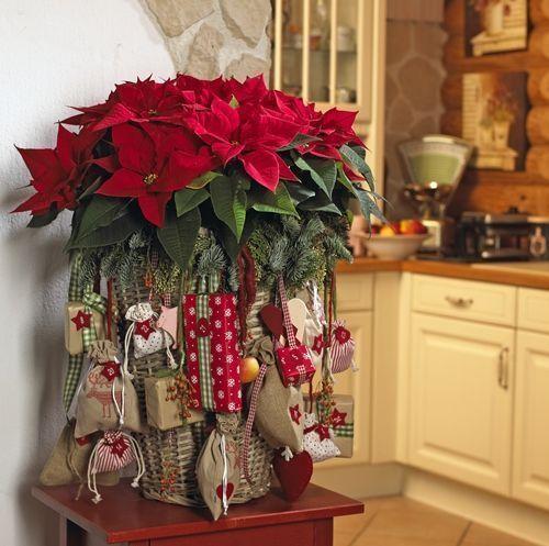 Decoracion Rustica De Navidad ~  Tama?o 500 ? 497 en idea de decoracion rustica para navidad 4
