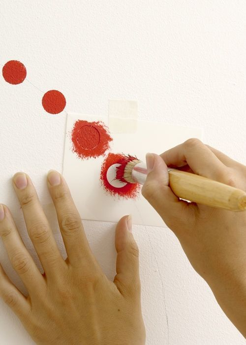Idea para decoraci n de paredes op art decomanitas - Decoracion pop art ...