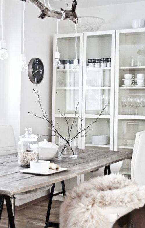 Ideas para decorar con ramas secas : Decomanitas