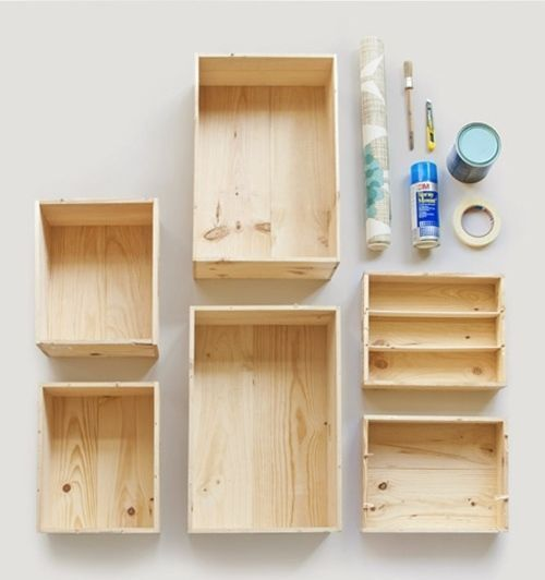 Tutorial c mo decorar con cajas de madera decomanitas - Como decorar un joyero de madera ...