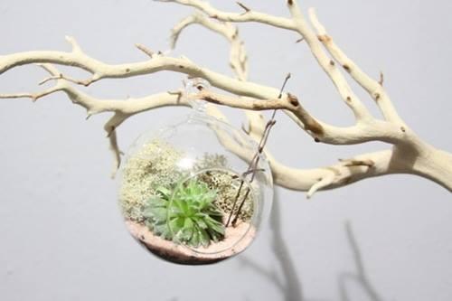 Ideas para decorar con ramas secas decomanitas for Decoracion con ramas secas