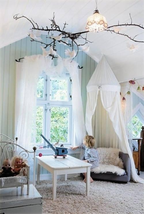 Ideas para decorar con ramas secas - Decomanitas
