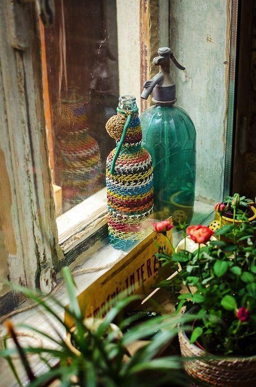 Mueble reciclado para una decoraci n joven y divertida decomanitas - Decoracion vintage reciclado ...