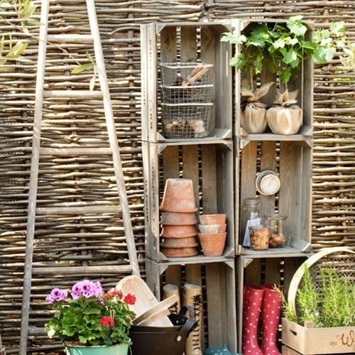 Ideas de decoracion con cajas de madera para fruta 6 - Cajas de decoracion ...