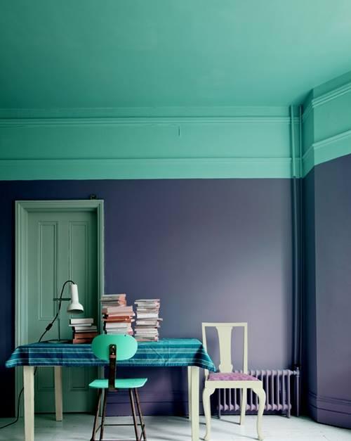 Nuevos colores en decoracion para interiores de casa 5 | Decomanitas