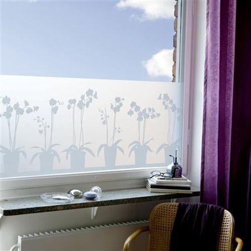 Vinilos adhesivos para decorar ventanas decomanitas - Decorar cristales de puertas ...