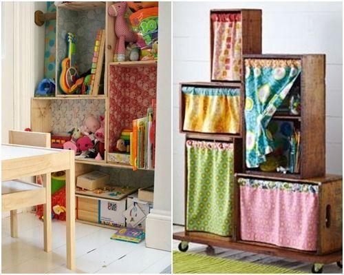 Decorar cajas de madera para habitaciones infantiles - Letras decorativas para habitaciones infantiles ...