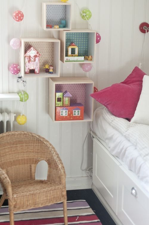 Decorar cajas de madera para habitaciones infantiles for Como decorar mi hogar economicamente