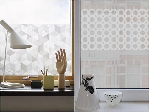 Vinilos adhesivos para decorar ventanas decomanitas for Vinilos cristales ikea