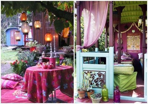 Que es estilo boho chic en decoracion de interiores 3 for Decoracion hippie chic