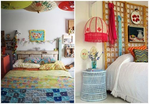 Qu es boho chic en decoraci n de interiores decomanitas - Decoracion estilo hippie chic ...