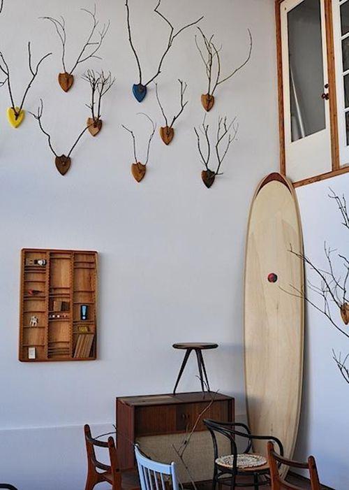 Ideas para decorar paredes con trofeos de caza 5 decomanitas for Trofeos caza decoracion