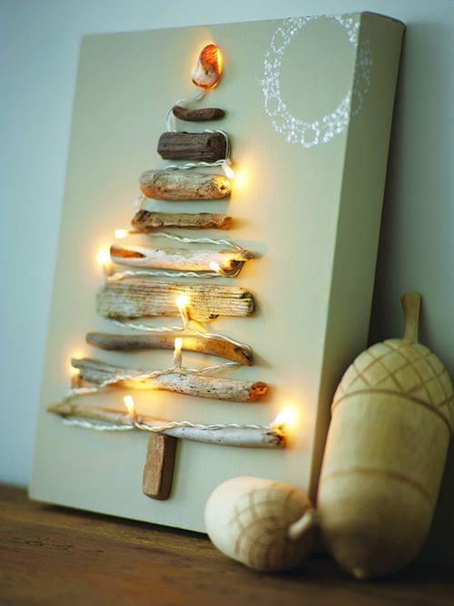Como hacer un arbol de navidad original y alternativo 3 - Arbol de navidad original ...