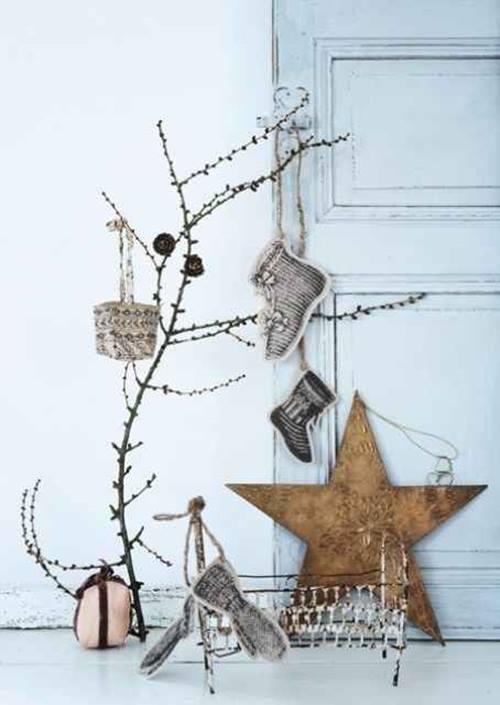Como hacer un arbol de navidad original y alternativo 4 - Arbol de navidad original ...