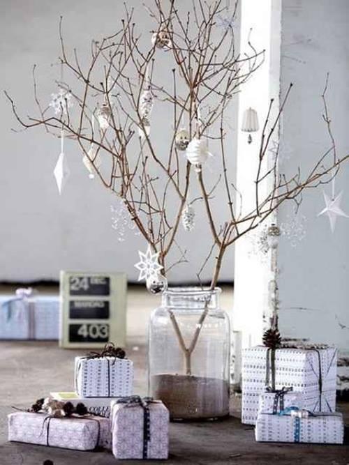 Como Hacer Un Arbol De Navidad Original Y Alternativo 8 Decomanitas - Hacer-un-arbol-de-navidad-original