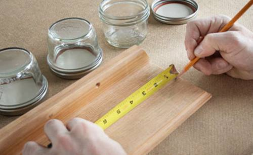 Especieros de cocina originales hechos a mano ideas para - Cabeceros originales hechos a mano ...