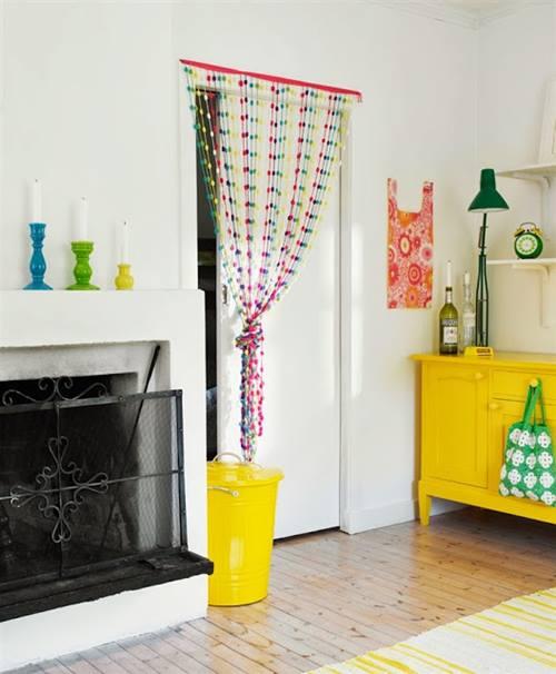 Ideas de decoraci n vintage con sutiles pinceladas de for Decoracion retro pop