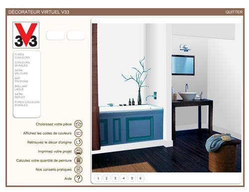 Decorador virtual para interiores de casas 1 decomanitas - Decorador de interiores online ...