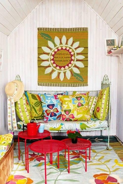7 ideas de inspiraci n boho chic para decorar la casa - Decoracion boho chic ...