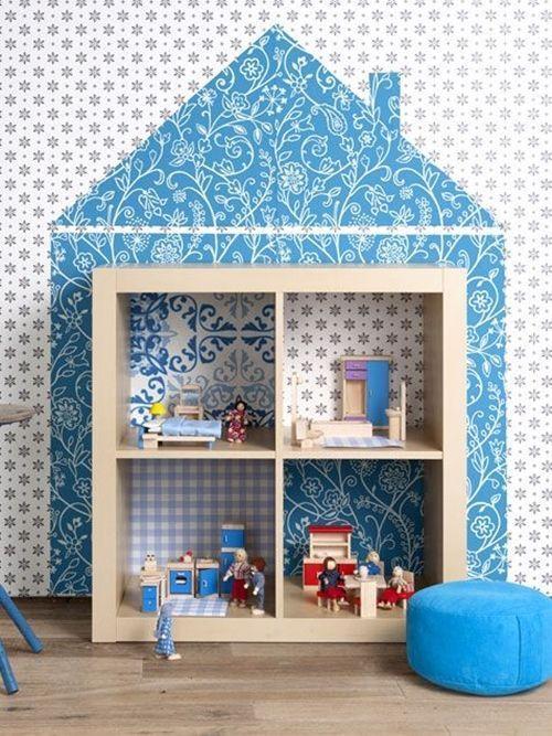 C mo transformar muebles ikea tunear estanter as ikea - Ikea carte da parati ...