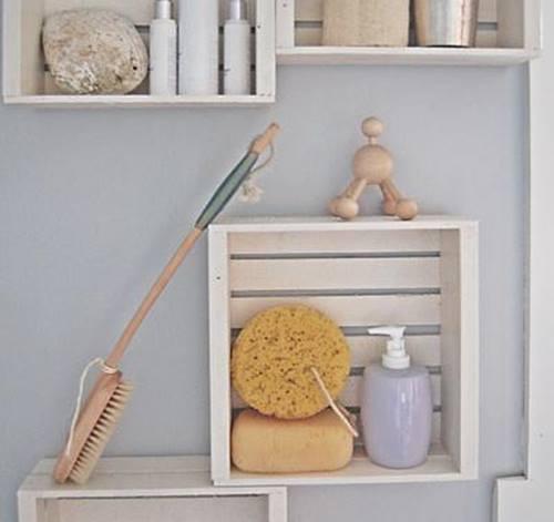 Nuevas ideas para pintar cajas de madera (y reutilizarlas para ...