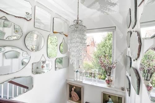 espejos decorativos para habitaciones vintage decomanitas