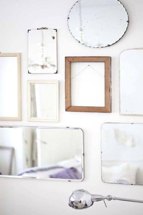 Espejos decorativos para habitaciones vintage 5 decomanitas for Espejos decorativos para habitaciones
