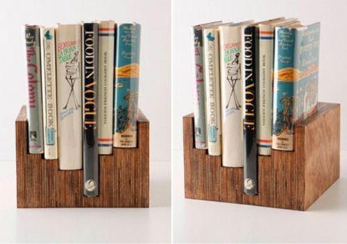 Estantes para libros diy bonitos y funcionales decomanitas - Estantes funcionales ...