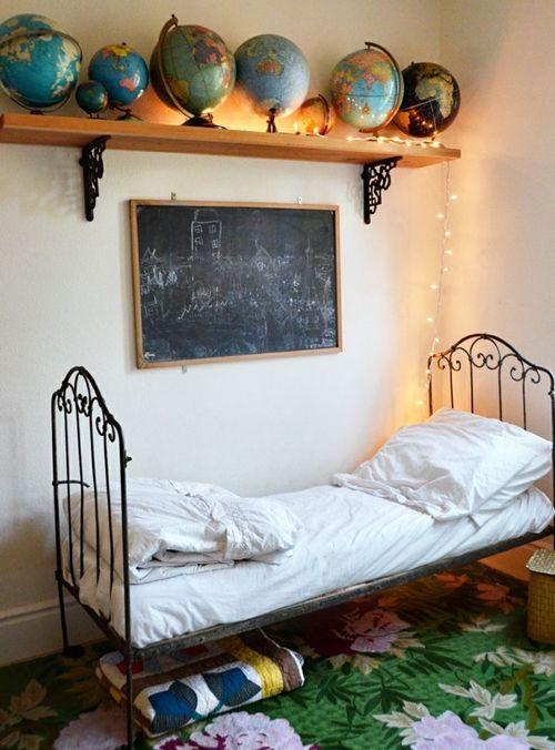 Ideas para decorar con colecciones de objetos curiosos for Objetos decoracion