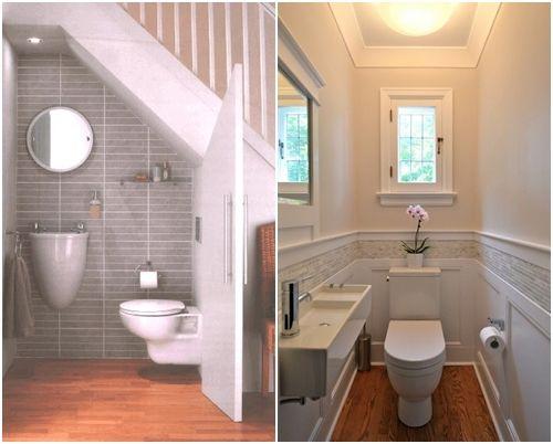 Cómo Decorar Un Baño Bonito:Cómo decorar baños pequeños 11