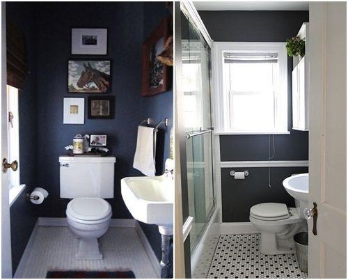 Decorar Un Baño Pequeno Fotos: 16 abril, 2014 – Tamaño: 500 × 402 en Cómo decorar baños pequeños