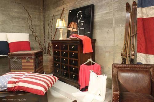 Muebles vintage ideas para decorar con baules 1 decomanitas - Baules para decorar ...