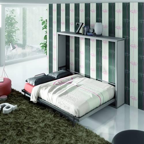 Por fin camas abatibles de dise o impecable ya era hora - Ikea planos faciles ...