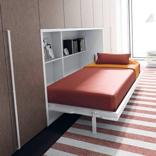 Por fin camas abatibles de dise o impecable ya era hora for Camas de diseno