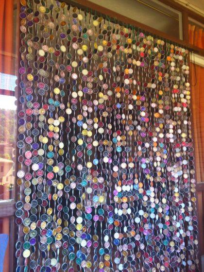 C mo hacer cortinas con c psulas nespresso paso a paso decomanitas - Como coser cortinas paso a paso ...
