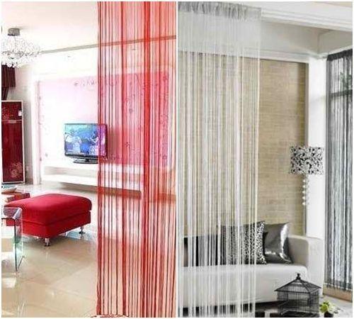 C mo hacer cortinas de macram paso a paso decomanitas for Cortinas de hilos