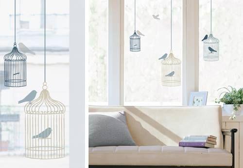 Vinilos para ventanas que sirven para decorar y dar for Vinilos cristales ikea