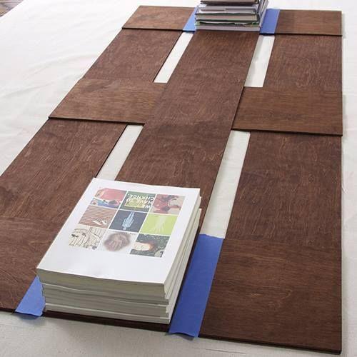 Cabeceros de cama originales para hacer con tiras entrelazadas decomanitas - Cabeceros artesanales ...