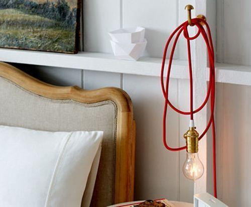 L mparas vintage para decoraci n de dormitorios decomanitas - Lamparas de decoracion ...