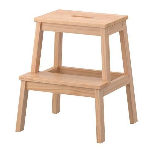 tunear muebles ikea una escalera de madera con mil y un usos decomanitas