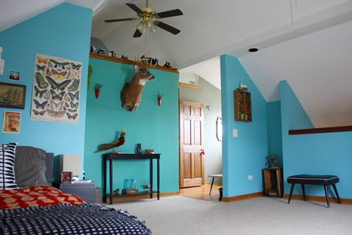 Una casa con decoraci n retro llena de detalles for Detalles de una casa