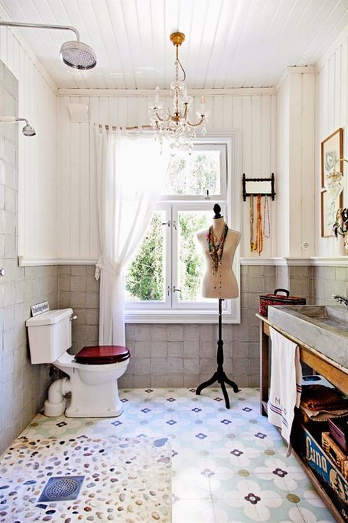 Casas con encanto decoraci n vintage con un punto bohemio for Decoracion con encanto