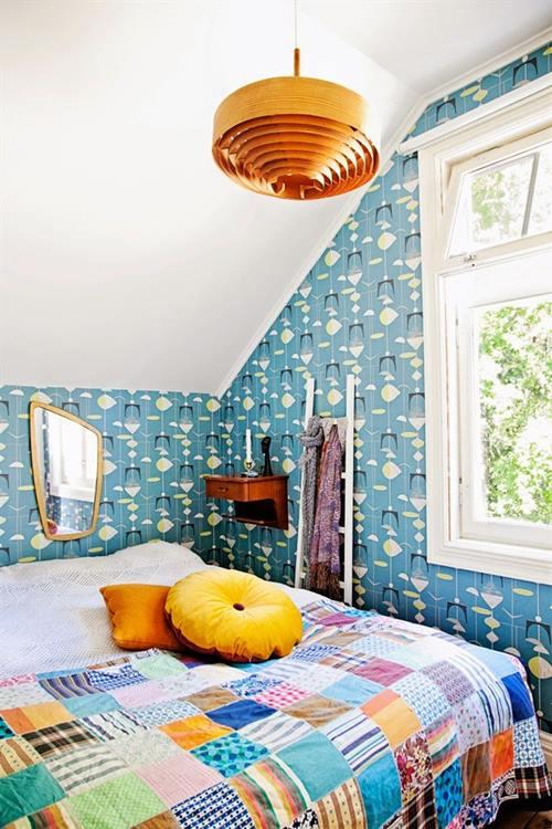 Casas con encanto: decoración vintage con un punto bohemio ...