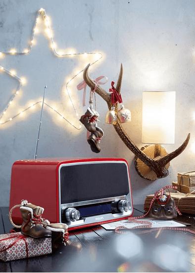 Decoraci Ef Bf Bdn De Navidad  En Blanco