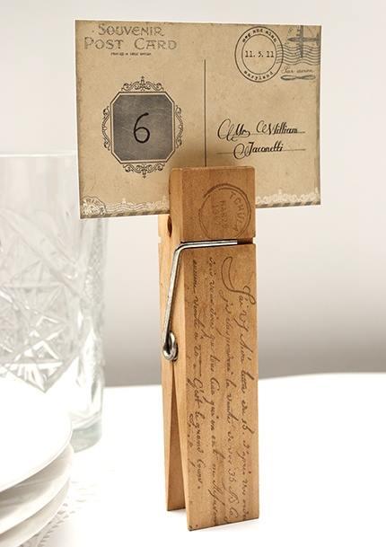 10 manualidades con pinzas de madera para decorar tu casa ...