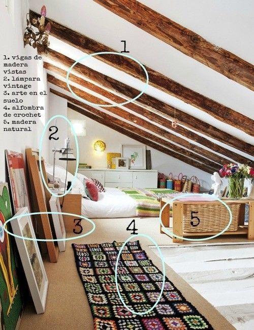 C mo decorar sal n dormitorio y comedor con ideas - Como pintar un salon rustico ...