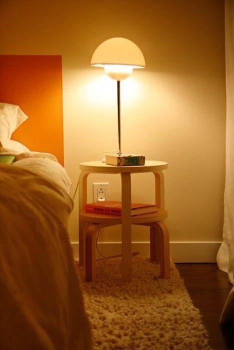 Transformar muebles Ikea: ideas para tunear el taburete Frosta  Decomanitas