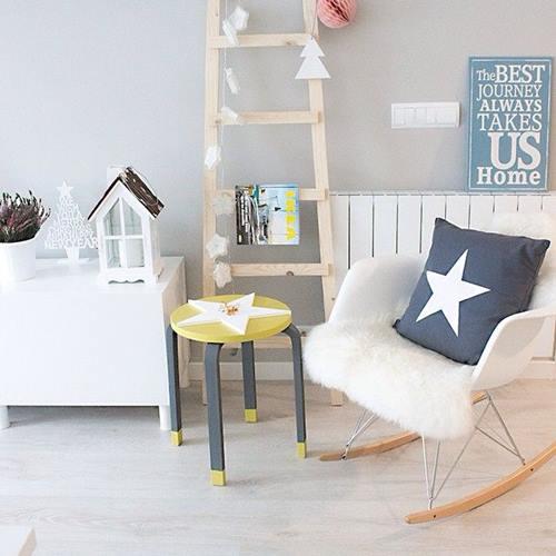 Encantador Taburete Para Vestirse Mesa De Muebles Ikea ...