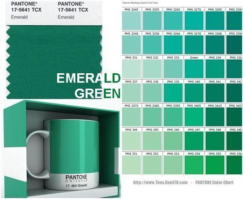Colores para pintar paredes verde esmeralda decomanitas - Colores verdes para paredes ...