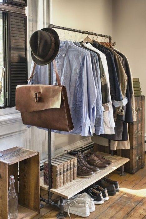 Burros para ropa los percheros a la vista 39 rompen 39 en - Burros para ropa ...